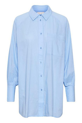 Part Two Hanka Shirt Vista Blue