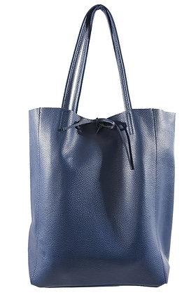 Italian Leather Tote Bag