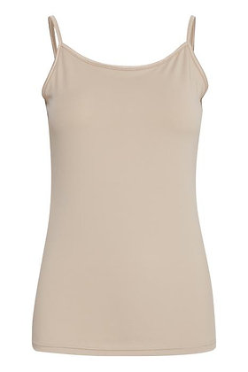 BYoung Lane Strap Top. Nude
