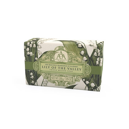 AAA Lily of the Valley Soap Bar.