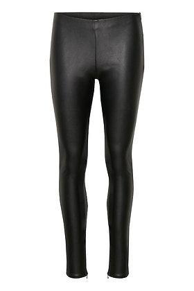 Saint Tropez Leather Look Leggings