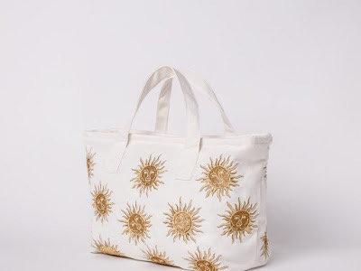 Elizabeth Scarlett Sun Goddess Day Bag