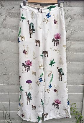 Pour Moi Animal Safari Trousers.
