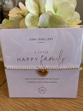 Joma A Little Happy Family Bracelet