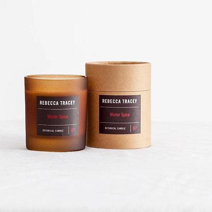 Rebecca Tracey Winter Spice Candle