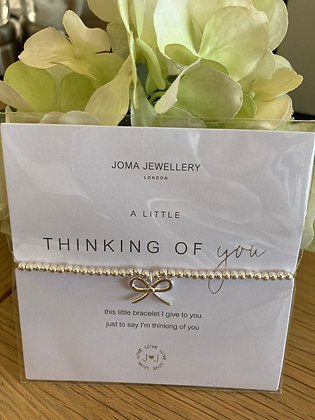 Joma A Little Thinking Of You  Bracelet