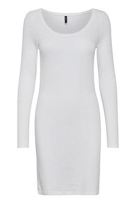 BYoung Vula Basic Stretch Dress/Long top
