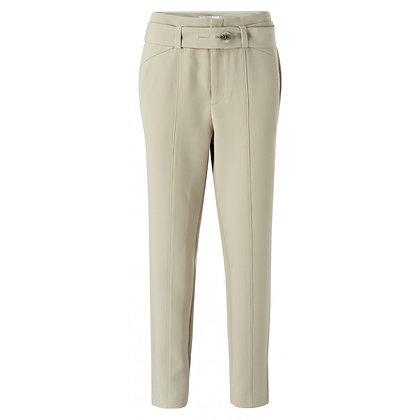 Yaya  High Waist Trousers with Belt
