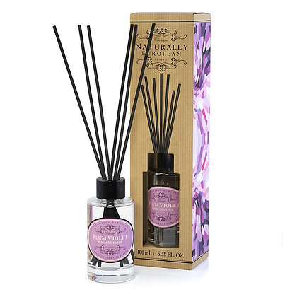 Naturally European Plum Violet Diffuser