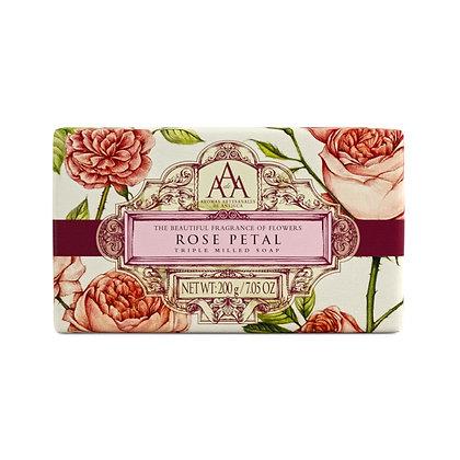 AAA Rose Petal Soap Bar
