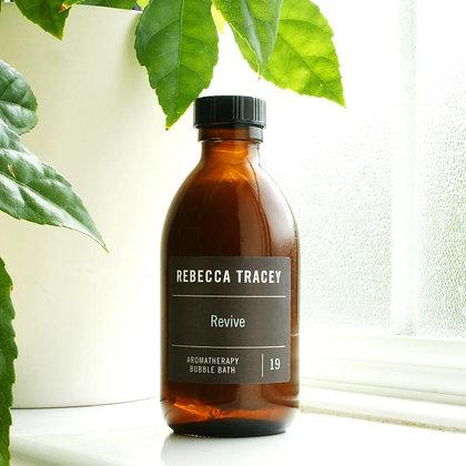Rebecca Tracy Aromatherapy Bubble Bath Revive