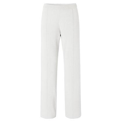 Yaya Wide Legged Pants Off White