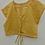 Thumbnail: Turmeric yellow tie top