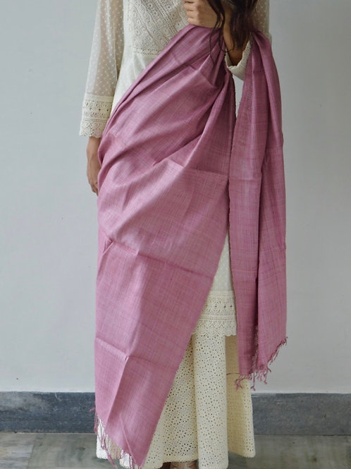 pretty pink scarf for women