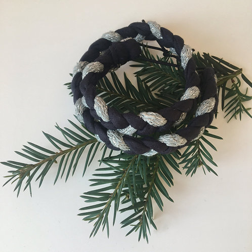 Headband - Tresse Ronde