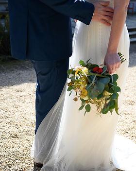 Robe de mariée - photo Leslie Photograph
