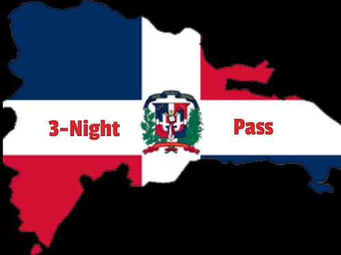 3-Night Pass