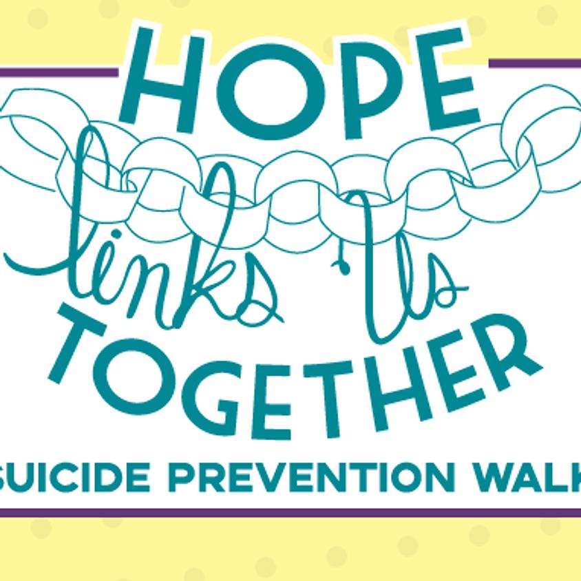 Hope Links Us Together Suicide Prevention Walk