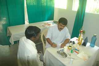 Medical Camp by BGSM