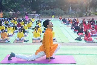 Yoga Camp by BGSM