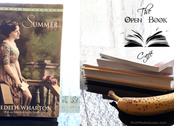 Summer's End - The Open Book Café