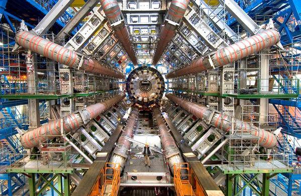CERN Institute Laboratory, Switzerland