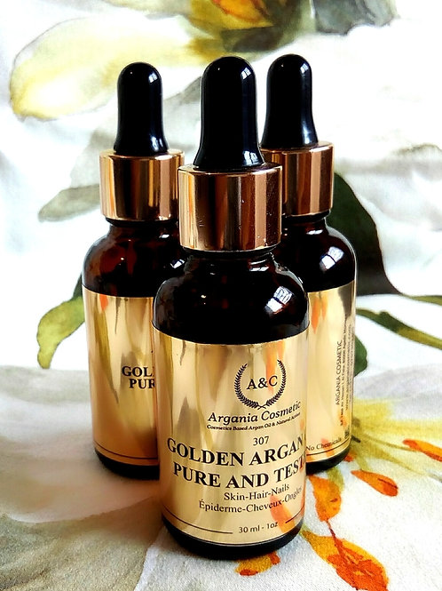 Golden Argan Oil - 100 ml