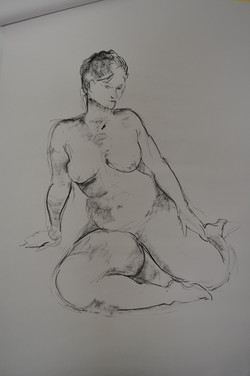 Life Drawing classes with tutoring