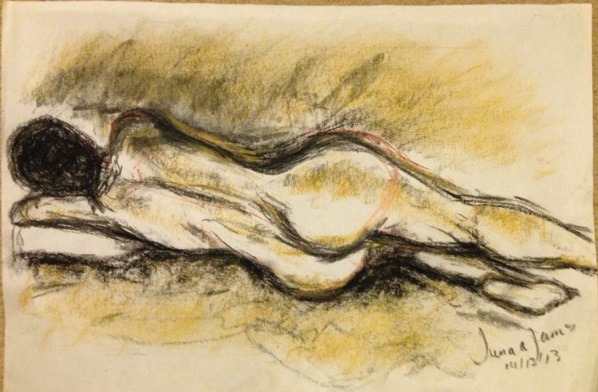 Life Drawing Class for Beginners