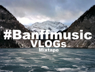 All the new music from the vlog sessions at the Banff Centre for Arts and Creativity residency in on