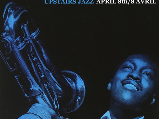 Tribute to Hank Mobley @ Upstairs April 8th
