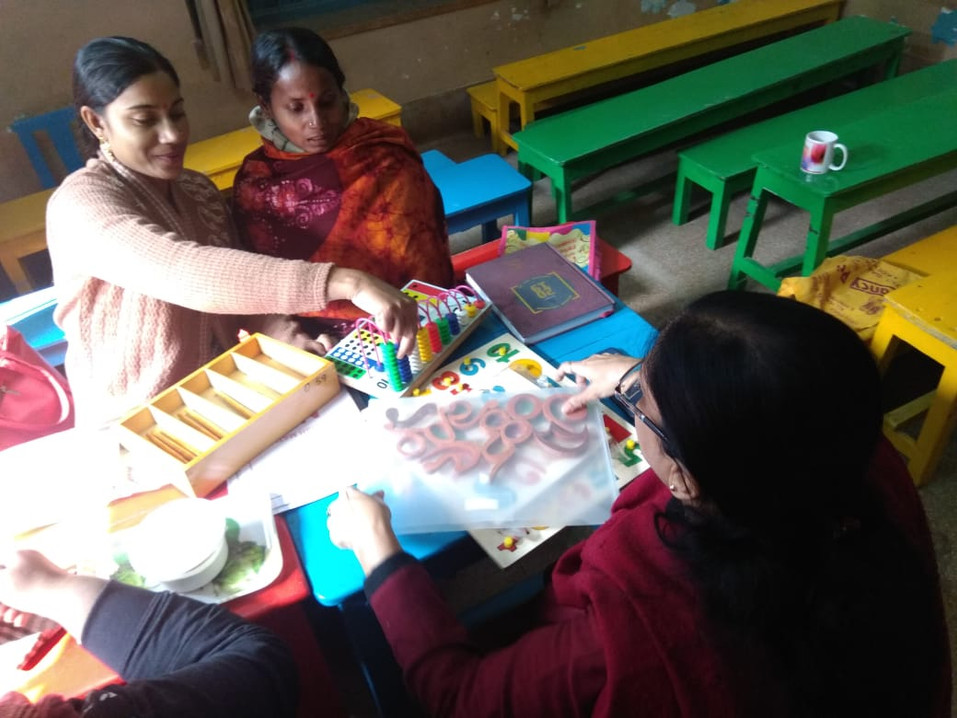 Creating Teachers