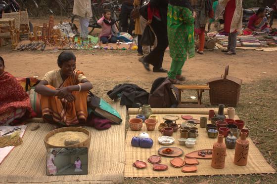 Shrodhani Murmu from the Santhal Tribe