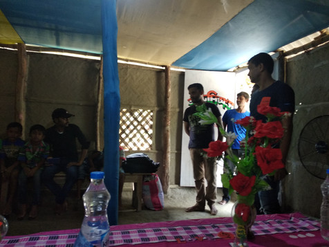 Setting Up a School in the Sunderbans