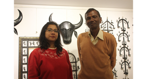 Getting to Know more about the Bastar Art