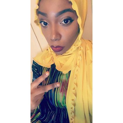BaZma Canary Yellow Shayla