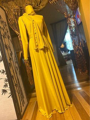 BaZma Sun Gold Dress Set