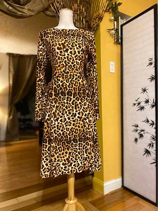 BaZma Custom Tunic Leopard