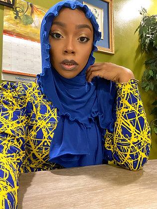 BaZma Royal Blue Shayla