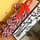 Thumbnail: BaZma Red and Black Afro Print Dress