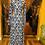 Thumbnail: BaZma Static Dress B/W