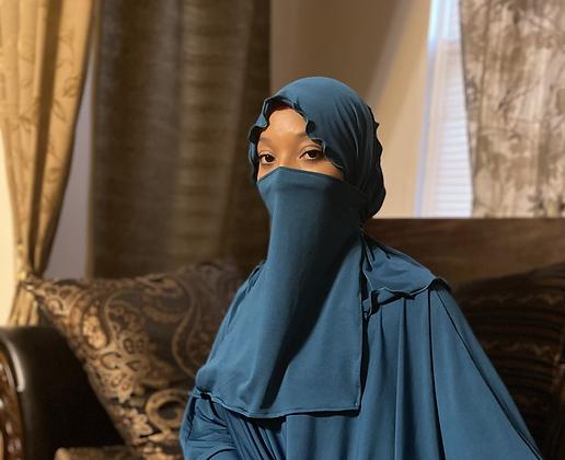 BaZma Half Niqaab
