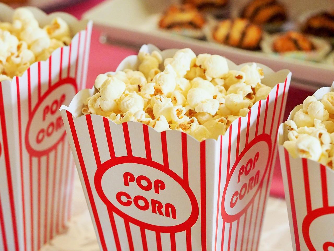 popcorn  traiteur PIMP MY FOOD