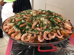 Paella  traiteur PIMP MY FOOD