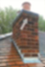 Chimney Corbelling repairs
