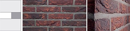 Repointing flush joint brickwork