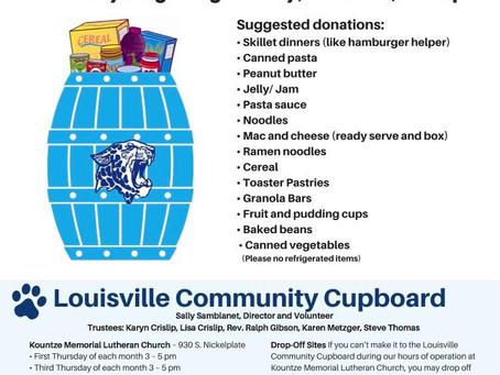 Help Us Stuff the Barrel!