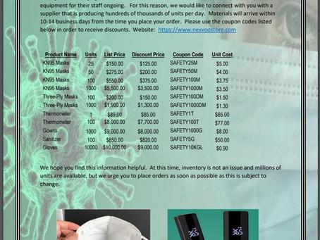 FDA & CE Certified PPE