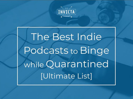Best Podcasts to Binge While Quarantined [Ultimate List]