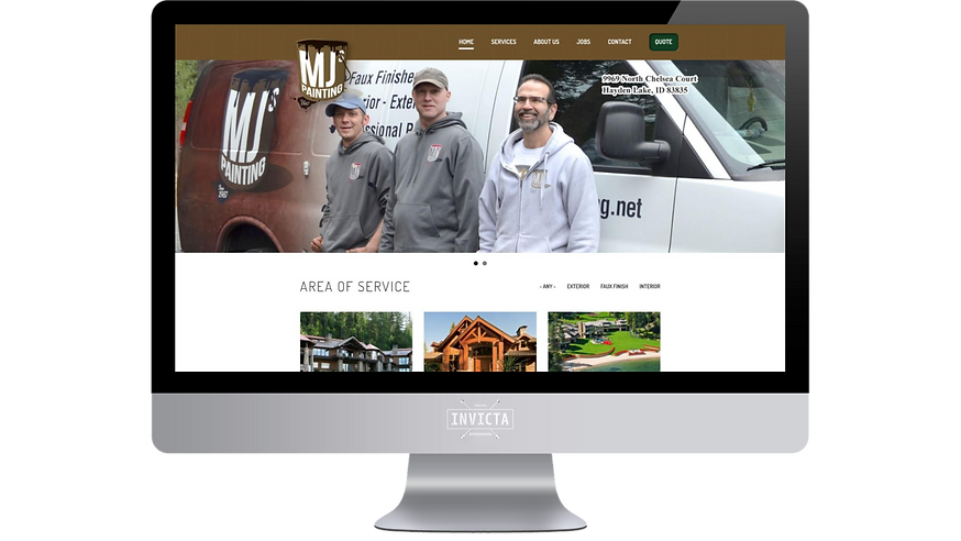 Upscale Method Images - Invicta Web Desi
